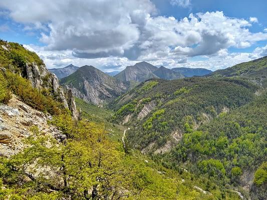 Randonnée vallée de Sigottier