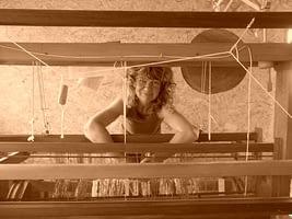 Catherine et son atelier de filature